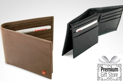 ¡Carteras para Papá! Paga RD$990 en vez de RD$1,980 Por Carteras de Leather en Premium Gift Store.