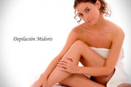 ¡Luce una Piel Radiante! Paga RD$595 en vez de RD$3,250 por Depilación con Cera de Cejas + Labio Superior + Brasileño ó Bikini + Línea de Alba ó Abdomen + Piernas + Muslos + Glúteos en Depilación Midoris.