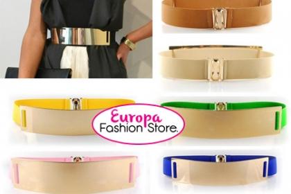 Aprovecha y paga RD$875 en vez de RD$1,750 por Correas de Placa, varios colores y modelos disponibles en Europa Fashion Store.