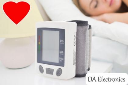 ¡Cuida tu Presión Arterial! Paga RD$1,100 en vez de RD$2,400 por Medidor de presión arterial con 30 días de garantía en DA Electronics.