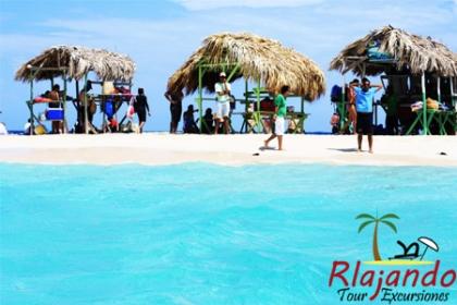 ¡Escapada al Paraíso! Paga RD$1,950   en vez RD$3,900 Por Excursión a Cayo Arena + Transporte ida y vuelta en Autobús confortable+ Desayuno y brindis en la guagua + Transporte Marítimo en lancha rápida  +Recorrido por la Costa Punta Rusia + Parada en piscina natural + Equipo de Buceo y Snorkeling +Frutas y bebidas refrescantes en la Isla + Almuerzo Buffet de Pescados y Mariscos + Tiempo libre en la playa La ensenada + F