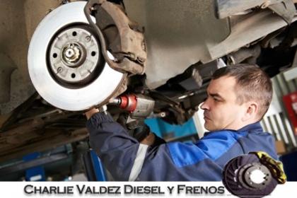 ¡Dale seguridad a tu Vida! Paga RD$1,500 en vez de RD$3,200 por Cambio de Frenos Delanteros + Mantenimiento de Caliper + Chequeo de  General a tu Vehículo en Charlie Valdez Diesel y Frenos.