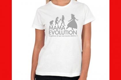 ¡T-Shirt Personalizado Para Mamá! Paga RD$299 en vez de RD$690 Por T-shirt Personalizados a tu Gusto, disponible en Pop Publicidad Objetiva.