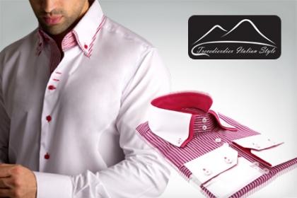 Â¡Camisas a la Medida! Paga RD$3,500 en vez de RD$10,000 por Camisas confeccionadas a la Medida para Hombres y/o Mujeres, con detalles y estilo Personalizados + 20% de descuento en otros servicios en Trecediezdiez Italian Style.