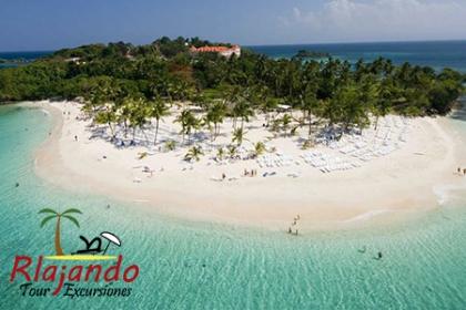 ¡Ven y conoce más de tu país! Paga RD$1,860 en vez de RD$3,720 por Excursión a Cayo Levantado en Samaná con Rlajando Tours y Excursiones.