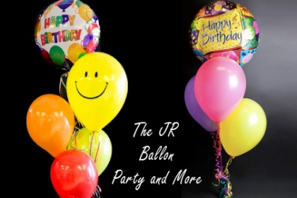 ¡Celebra tus Fiestas con Arreglo de Globos! Paga RD$350 en vez de RD$700 por Arreglo de Globos con Helio para cualquier ocasión, 3 Vejigas + 1 Globo Metálico de 18 pulgadas + Pesita en The JR Balloon Party And More.
