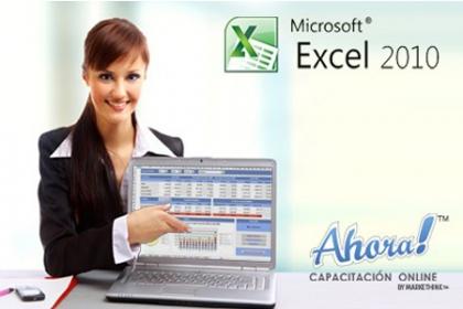 Â¡Domina Excel 100%! Paga RD$880 en vez de RD$8,800 por Curso de Excel Completo de 30 lecciones en Ahora Capacitaciones.