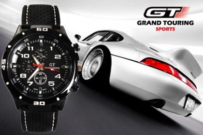 Â¡Regalo de Navidad para El! Paga RD$450 en vez de RD$1,090 por Reloj para Hombres, GT Grand Touring Sport en Brand Accesories.