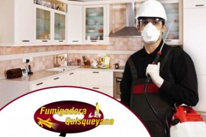 ¡Servicios de Fumigación de todos tus espacios! Paga RD$875 en vez de  RD$2,625 por Fumigación para casas y apartamentos hasta 175 metros con neobulización para interior + tratamiento de aspersión + tratamiento con bomba motorizada para exterior en Fumigadora Quisqueyana.