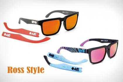 Â¡Ultima tendencia! Paga RD$175 en vez de RD$785 por Lentes de Sol Spy, varios colores disponibles en Ross Style.
