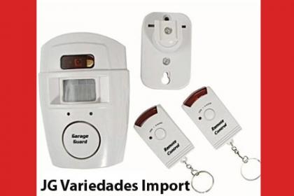 Â¡Alarma con sensor de movimientos! Paga RD$790 en vez de RD$2,500 Set de alarma con sensor + Dos controles alarma con sensor de movimiento en JG Variedades Import.