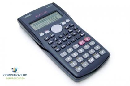 Â¡Aprovecha esta oferta!  Paga RD$445 en vez de RD$1,200 por Calculadora marca casio modelo FX-82MS en Compumovil.
