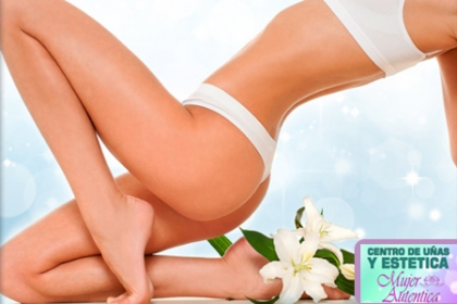 ¡Dale a tu cuerpo el trato que se merece! Paga RD$999 en vez de RD$34,500 por Tratamiento estético completo para tu cuerpo en Mujer Autentica Centro de Uñas y Estética.