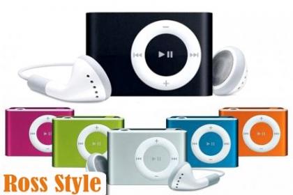 ¡Música para Relajarte! Paga RD$210 en vez de RD$850 por un MP3 Clip + Cable USB + Handfree + Cajita + Manual en Ross Style.