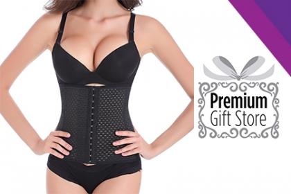 ¡Lucirás una increíble cintura! Paga RD$450 en vez de RD$1,100 por Faja cinturilla en Premium Gift Store.