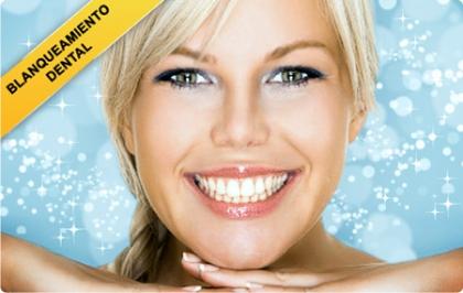 ¡Deslumbra con tu Sonrisa! Paga RD$390 en vez de RD$3,500 por Profilaxis + Aplicación de Flúor + Pulido + Aclaramiento Dental con Profijet + 1 Restauración Estética + 30% descuento en los demás procedimientos en el Centro Odontológico y Radiológico.