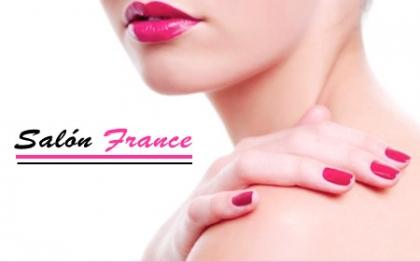 ¡Luce unas Manos Delicadas y Hermosas! Aprovecha y Paga RD$199 en vez de RD$500  por  Manicure + Hidratación de Cutículas + Parafinas + Pintado de Uñas en Salón France.