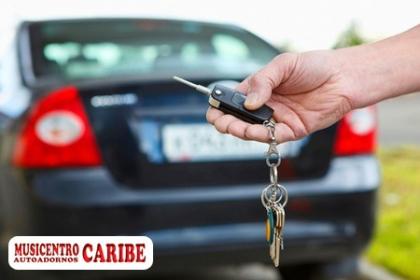 ¡24/7 Seguridad para tu carro! Paga RD$1,275 en vez de RD$2,950 por Alarma para todo tipo de Vehículo + 2 controles + Regalo 1 laminado fotogray en Musicentro Caribe.