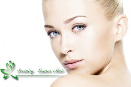 ¡La salud de tu piel! Paga RD$650 en vez de RD$2,995 por Microdermoabrasión + Exfoliación + Mascarilla según tu piel + Vapor de ozono + Extracciones + Alta frecuencia + Tonificación de piel + Masaje de levantamiento de musculo facial en Serenity Center Clinic.