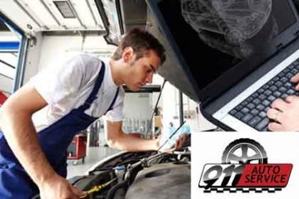¡Chequea tu Vehículo! Paga $1,100 en vez de $2,500 por Chequeo computarizado a domicilio + Chequeo del sistema de freno + Chequeo del tren delantero en  911 Auto Service.