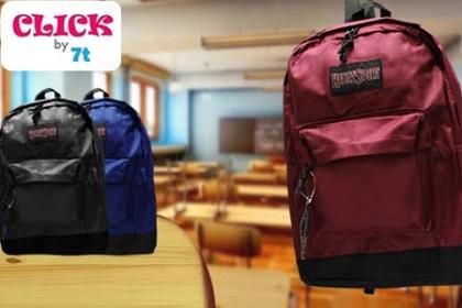 Â¡Back to School! Paga RD$450 en vez de RD$1,000 Por Mochila Reset Sport en Click by 7T.