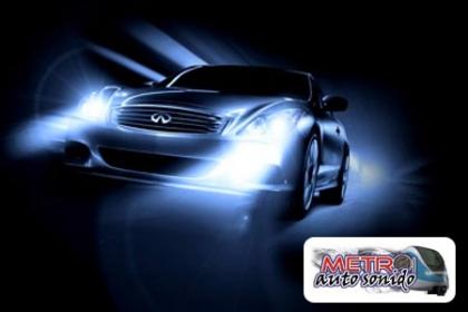 ¡Mejor iluminación al manejar! Paga RD$1,499 en vez de RD$3,000 por Luces de Xenon + Instalación para Jeepeta o Carro con 12 meses de garantía en Metro Auto Sonido.