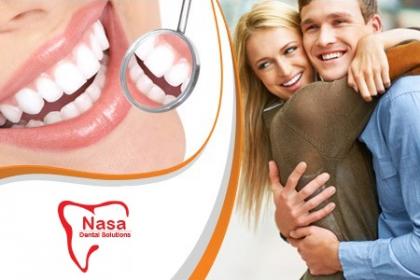 ¡Cuidado y Limpieza Dental!Paga RD$225 en vez de RD$3,200 por Limpieza Dental con Ultrasonido + Pulido Dental + Aplicación de Flúor + Instrucciones de Higiene Oral + 30% de descuento en cualquier otro procedimiento a realizar en Nasa Dental Solutions.