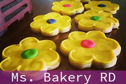 ¡Endúlzate el momento! Paga RD$150 en vez de RD$450 por 12 Galletas glaseadas en cajita en Ms. Bakery.