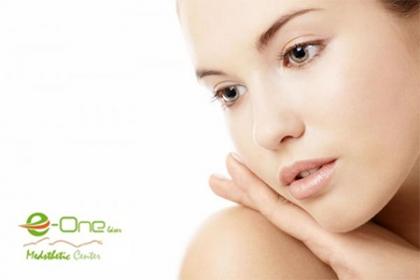 ¡Muestra la belleza de tu rostro! Paga RD$390 en vez de RD$3,900 por Limpieza Facial + Extracción + Microdermoabrasión + Peeling enzimático en cara, cuello y escote + Ampolla Blanqueadora + Mascarilla de Seda + Purificador + Alta frecuencia + Hidratación de Rosa de Mosqueta o Argan + Ampolla de Retinol + Ampolla de Vitamina Q10 y Antioxidante en el Centro E-One Sthetic Center.