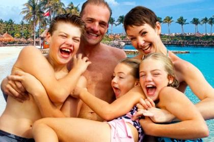 ¡Disfruta de unas Vacaciones en Familia! Paga RD$6,800 en vez de RD$13,600 por 3 días y 2 noches para 2 Adultos + 2 Niños de 0-6 años + Desayunos + Cenas en el Hotel El Edén.