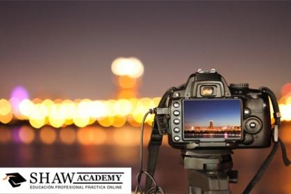 ¡Curso Online de Fotografía! Paga RD$460 en vez de 19,840 por Curso Online de Fotografía que incluye: 10 h de clases interactivas online en directo para todos los niveles + Grabaciones para seguir el curso a tu ritmo + Prácticas + Diploma con reconocimiento internacional + 1 Mes de acceso gratuito a la plataforma en Shaw Academy.