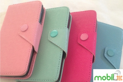 Â¡Protege tu celular con estilo! Paga RD$375 en vez de RD$800 por Cover tipo wallet disponibles para Iphone 4/4s/5/5s y Samsung Galaxy S2/S3/S4/S5 en MobilTec.