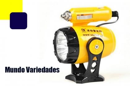 ¡Aprovecha! Paga RD$280 en vez de RD$700 por Luz de emergencia para vehículos en Mundo Variedades.