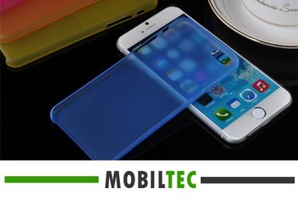 Â¡Cover Ultra thin para iPhone 6!! Aprovecha y Paga RD$200 en vez de RD$450 por Cover Ultra thin, super delgados y colores diversos en Mobiltec.