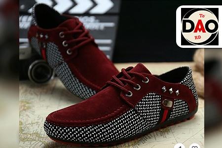 Â¡Viste a la moda! Paga RD$1,550 en vez de RD$2,500  Por Zapatos Deportivos Fashion para caballeros, colores a elegir en  To' Dao RD