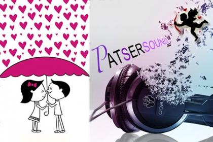 ¡Dedícale una canción para San Valentín! Paga RD$1,890 en vez de RD$3,500 por Canción personalizada para San Valentín en los Estudios Patsersound.