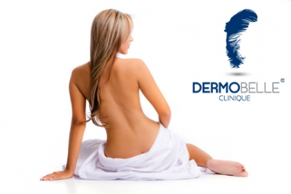 ¡Una espalda renovada! Paga RD$355 en vez de RD$3,500 por Exfoliación + Hidratación + Blanqueamiento + Musicoterapia + Aromaterapia en Dermobelle Clinique.