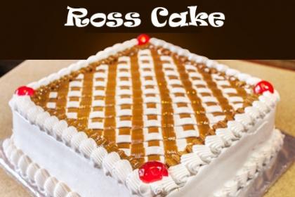Â¡Delicioso Bizcocho! Paga RD$550 en vez de RD$1,200 por Bizcocho de Vainilla o Chocolate de 1 lb relleno de crema pastelera en Ross Cake.