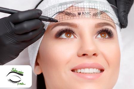 ¡Realza tu mirada con Cejas pelo a pelo! Paga RD$2,450 en vez de RD$12,000 por Técnica de Microblanding 3D que incluye: Evaluación + Estilismo de Acuerdo al Tipo de Rostro y las cejas + 50% de Descuento en el Precio del Retoque en Sobre Cejas y Más.