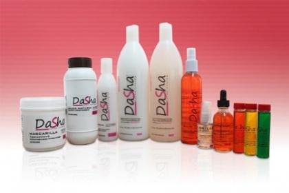 ¡Llévate una línea completa! Paga $895 en vez de $4,200 por Línea reestructurante Dasha de 8 pasos para el Cuidado y Embellecimiento del cabello que incluye: Shampoo 33 oz + Bálsamo 33 oz + Leave in  8oz + Laceador 8 oz + Gotas de brillo 4 oz + Gotero 8oz + Mascarilla Reestructurante 16 oz + Ampollas 2 en 1 + Bolso de regalo en Productos Dasha.