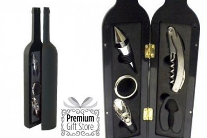 ¡El Regalo Perfecto para Papá! Paga RD$1,590 en vez de RD$3,180 Por Kit de Destapa corcho en Premium Gift Store.