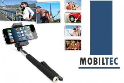 ¡Obtén fotos Increíbles con tu Monopod! Aprovecha y Paga RD$575 en vez de RD$1,300 por Monopod para Selfies que te ayudarán hacer tus fotos panorámicas más divertidas, disponible en varios colores y compatible con todos los Smartphones en Mobiltec.