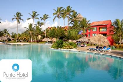 ¡Disfruta de un buen fin de semana en el mejor lugar! Paga RD$6,990 por persona en vez de RD$14,000 por Tour a Tropical Princess Punta Cana, 2 noches + 3 días todo incluido, incluye Transporte y Refrigerio + 2 Niños gratis de 0 a 6 años con Punto Hotel.