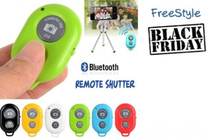¡Por Motivo del BlackFriday! Aprovecha y Paga RD$325 en vez de RD$900 por Bluetooth Para Cámaras para todo tipo de Smartphone, en FreeStyle.