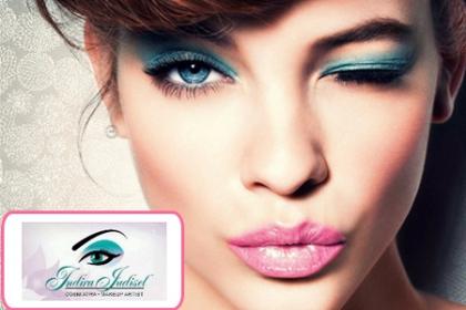 ¡Luce Hermosa para ese Día tan Especial! Aprovecha y paga RD$499 en vez de RD$1,500 por  Maquillaje Profesional a Domicilio + De Regalo Evaluación de la Piel + Higiene Cutánea de acuerdo a su tipo de Piel + 30% de descuento en la Próxima Cita para facial Completo en Indi�s Makeup.