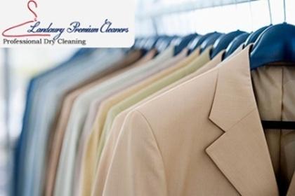 Dejalas en manos profesionales! Paga RD$54 en vez de RD$120 por Lavado y planchado de 1 prenda de vestir (Camisas normales, pantalones, blusas normales, faldas normales, bermudas, tshirt, poloshirt) en Landaury Premium Cleaners.